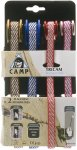Camp Set Tricam Dyneema Bunt / Braun / Lila / Pink / Rot | Größe One Size |  K