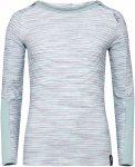 Chillaz W Montebelluna Longsleeve Grau | Größe 40 | Damen T-Shirt