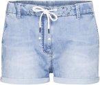 Chillaz W Summer Splash Shorts Blau | Größe 38 | Damen Hose