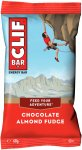 Clif Bar Chocolate + Almond Fudge Energy Bar Braun / Rot | Größe One Size |  E