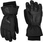 CMP Kids Ski Gloves Schwarz | Größe 4.5 |  Fingerhandschuh