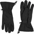 CMP Kids Softshell Gloves Schwarz   Größe 5    Fingerhandschuh