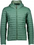 CMP FIX Hood Jacket Flat Grün, Male Freizeitjacke, 56