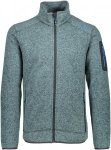 CMP Jacket Knit-Tech Blau, Male Freizeitjacke, 52