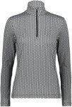 CMP W Sweat Printed II Grau   Größe 36   Damen T-Shirt