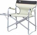 Coleman Campingstuhl Deck Chair MIt Tisch Beige, One Size -Farbe Khaki, One Size