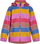 Color Kids Girls Jacket Striped AOP 1 Gestreift / Bunt | Größe 116 | Mädchen