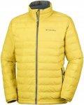 Columbia Powder Lite Jacket Gelb, Male Freizeitjacke, XXL