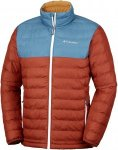 Columbia Powder Lite Jacket Blau, Male Freizeitjacke, XL