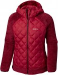 Columbia W Techy Hybrid Fleece | Größe XS,S,M,L,XL | Damen Fleecejacke