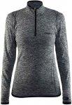 Craft W Active Comfort Zip Schwarz | Größe XL | Damen T-Shirt
