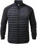 Craghoppers Voyager Hybrid Jacke Schwarz, Male Gore-Tex® Freizeitjacke, M