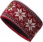 Dale Of Norway Garmisch Headband Rot | Größe One Size |  Kopfbedeckung