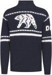 Dale Of Norway Isbjorn Sweater Blau | Größe XXL |  Freizeitpullover