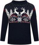 Dale Of Norway Kids Dale Christmas Sweater Blau | Größe 6 Jahre |  Sweaters &