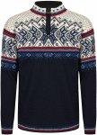 Dale Of Norway M Vail Sweater Blau | Größe XL | Herren Freizeitpullover