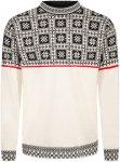 Dale Of Norway Tyssoy Sweater Colorblock / Weiß | Größe XL |  Freizeitpullove