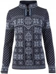 Dale Of Norway W Peace Sweater Blau | Damen Freizeitpullover
