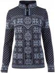 Dale Of Norway W Peace Sweater Blau | Größe XL | Damen Freizeitpullover