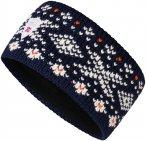 Dale Of Norway W Snohetta Headband Blau   Größe One Size   Damen Kopfbedeckung