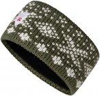 Dale Of Norway W Snohetta Headband Grün   Größe One Size   Damen Kopfbedeckun