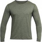 Devold Breeze MAN Shirt Grün | Herren Oberteil