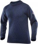 Devold Originals Nansen Sweater Crew Neck Blau |  Freizeitpullover