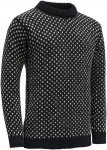 Devold Originals Nordsjo Sweater Crew Neck Blau | Größe XS |  Freizeitpullover