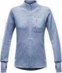 Devold Thermo Woman Jacket Blau, M, Damen Jacke, isoliert ▶ %SALE 20%