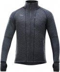 Devold Tinden Spacer MAN Jacket Grau | Größe XL | Herren Winterjacke
