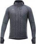 Devold Tinden Spacer MAN Jacket With Hood Grau | Herren Winterjacke