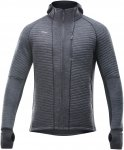Devold Tinden Spacer MAN Jacket With Hood Grau   Herren Winterjacke
