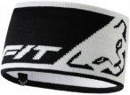 Dynafit Leopard Logo Headband Schwarz, Accessoires, One Size