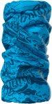 Dynafit Logo Neck Gaiter Blau   Größe One Size    Schals & Halstücher