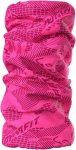 Dynafit Logo Neck Gaiter Pink   Größe One Size    Schals & Halstücher