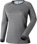 Dynafit 24/7 Thermal Grau, Female Langarm-Shirt, 34