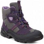 Ecco Kids Snowboarder Lila/Violett, Gore-Tex® EU 33 -Farbe Black -Night Shade -