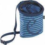 Edelrid Chalk Bag Rocket Twist Blau, Klettern, One Size
