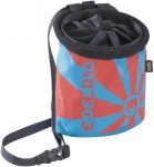 Edelrid Chalk Bag Rocket Blau-Rot, One Size,Kletterzubehör