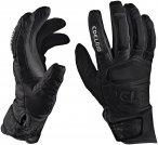 Edelrid Sturdy Gloves Schwarz | Größe XS | Herren Fingerhandschuh