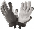 Edelrid Work Glove Closed II Grau |  Fingerhandschuh