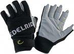 Edelrid Work Glove Open Schwarz / Weiß | Größe XXL |  Fingerhandschuh