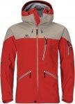Elevenate M Backside Jacket Rot | Herren Windbreaker