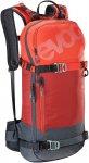 Evoc FR DAY Orange / Rot | Größe S |  Snowboard-Rucksack