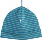 Finkid Hitti Gestreift / Blau | Größe 48 |  Kopfbedeckung