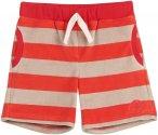Finkid Lelu Gestreift / Rot | Größe 90 - 100 |  Shorts