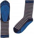 Finkid Tapsut Gestreift / Blau | Größe 27 - 30 | Kinder Socken