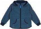 Finkid Tonttu Striped Gestreift / Blau | Größe 80 - 90 |  Freizeitjacke