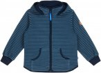 Finkid Tonttu Striped Gestreift / Blau | Größe 80 - 90 | Kinder Freizeitjacke