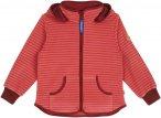 Finkid Tonttu Striped Gestreift / Rot | Größe 140 - 150 | Kinder Freizeitjacke